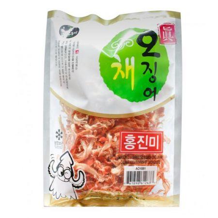 Dried Squid Sliced (Hong Jin Mi) 8oz(227g)