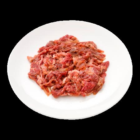 Marinated Beef Thin Ribeye Roll Bulgogi 2lb(907g)