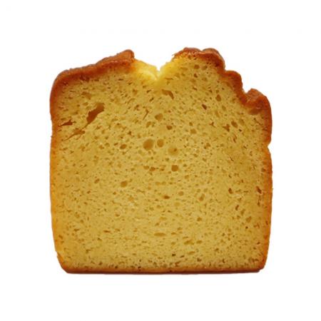 Plain Pound Cake 2 Pcs