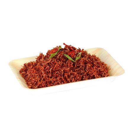 Stir-Fried Hot Spicy Jiri Anchovy