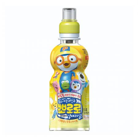 Pororo Tropical Fruits Flavor Juice Drink 7.95 fl.oz(235ml)