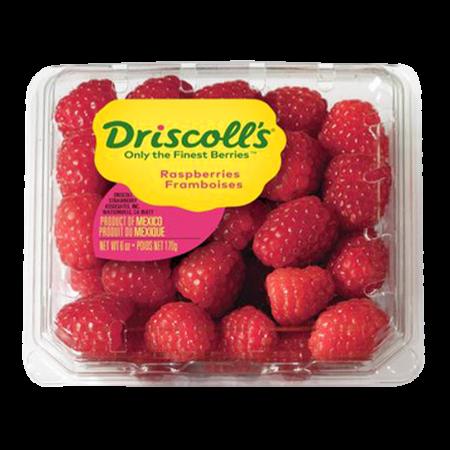 Raspberries 1pack