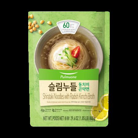 Shirataki Noodles with Radish Kimchi Broth 29.6oz(840g)