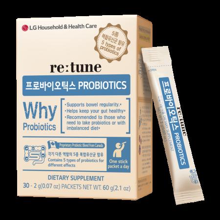 Probiotics 0.07 oz(2g) x 30 Packets