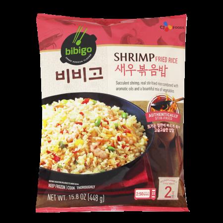 Bibigo Shrimp Fried Rice 15.8oz(420g)