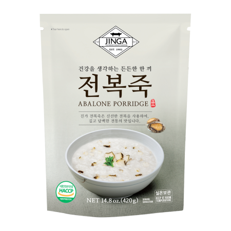 Abalone Porridge 14.8 fl.oz(420ml)
