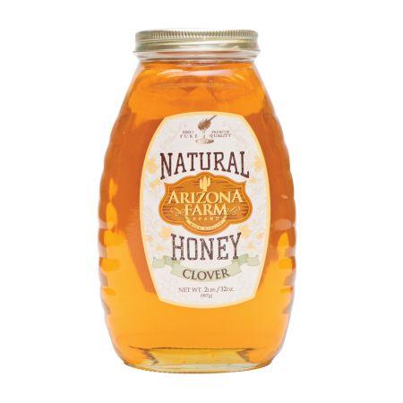 Natural Honey Clover 32oz(907g)