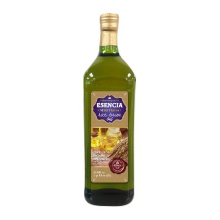 Mild Flavor Rice Bran Oil 33.8 fl.oz(1L)