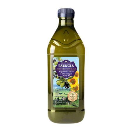 Mediterranean Blend (Sunflower 80 and Extra Vergin Olive Oil 20) 50.7 fl.oz(1.5L)