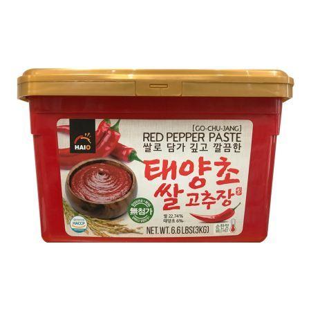 Red Pepper Paste Mild 6.6lb(3kg)