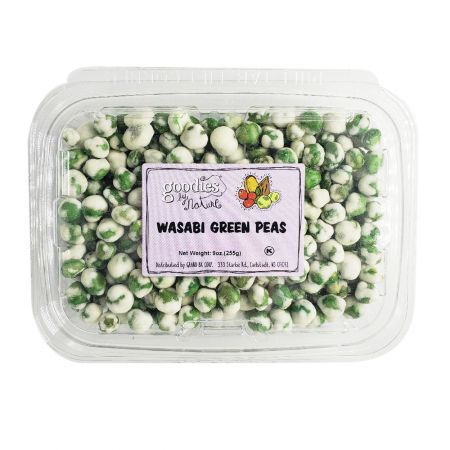 Wasabi Green Peas 9oz(255g)