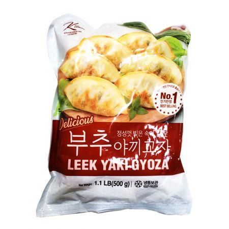 Leek Yaki Gyoza 1.1lb(500g)
