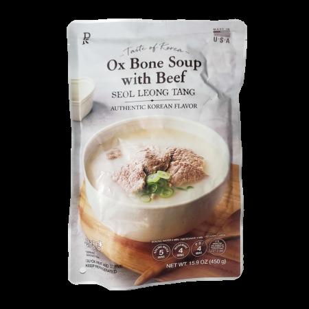 Ox Bone Soup with Beef 15.9oz(450g)