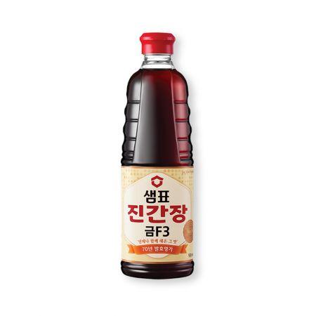 Soy Sauce Jin Gold F3 31.4oz(930ml)