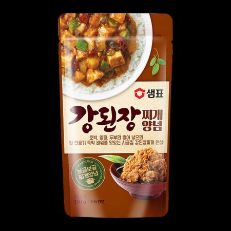 Soybean Paste Stew Sauce 4.5oz(130g)