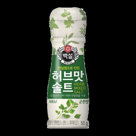 Seasoning Herb Salt Mild 1.77oz(50g)