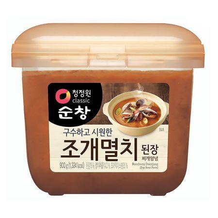 Soybean Paste Shellfish Anchovy Flavor 1.98lb(900g)