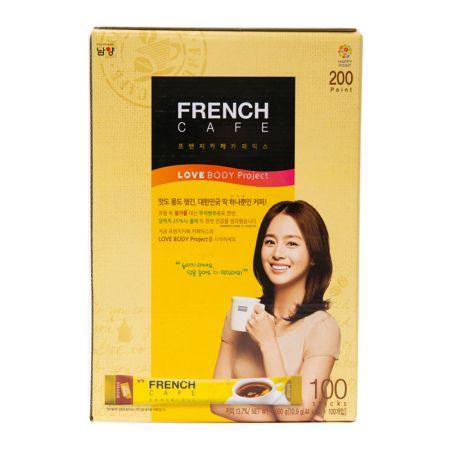 French Cafe Coffee Mix 0.38oz(10.9g) 100 Sticks