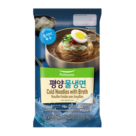 Cold Noodles with Broth 34.9oz(990g)