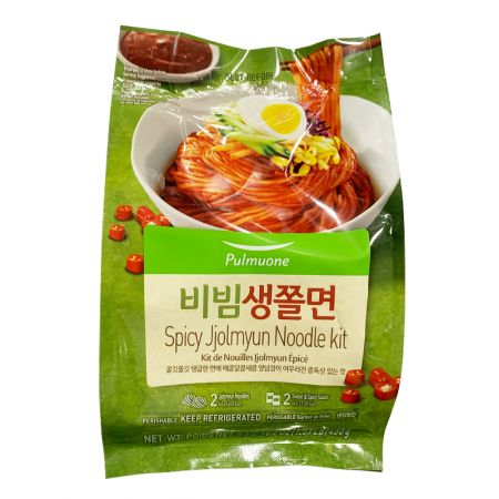 Spicy Jjolmyun Noodle Kit 16.2oz(460g)