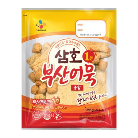 Samho Assorted Frozen Fried Fish Cake 30.05oz(852g)