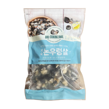 Frozen Boiled River Snail Meat 10.58oz(300g)