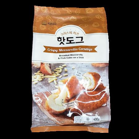 Crispy Mozzarella Corndogs 5 Pcs 14.11oz(400g)