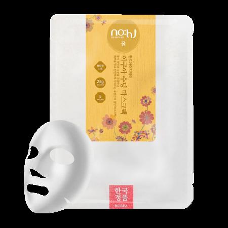 Aqua Soothing Sheet Mask Honey 0.88oz(25g)