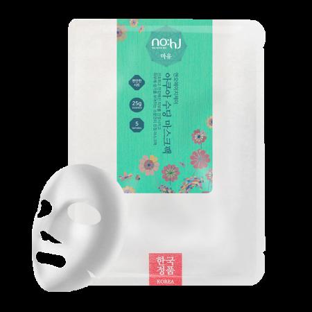 Aqua Soothing Sheet Mask Horse Fat 0.88oz(25g)