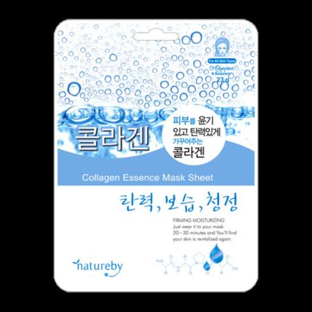 Collagen Essense Sheet Mask 0.81oz(23g)