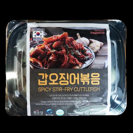 Spicy Stir-Fry Cuttlefish 12oz(360g)