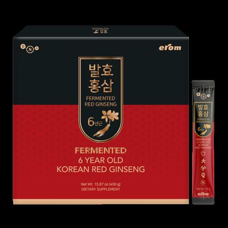 Fermented Korean Red Ginseng 15.87oz(450g) 30 packets