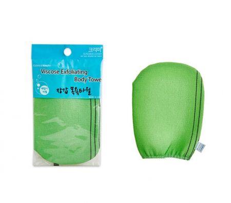 Viscose Exfoliating Body Towel Glove 1 Pcs