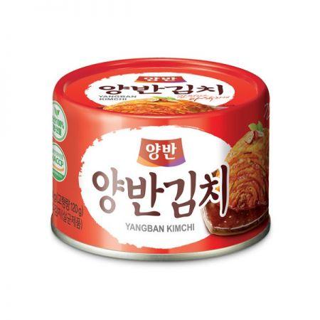 Canned Cabbage Kimchi 5.6oz(160g)