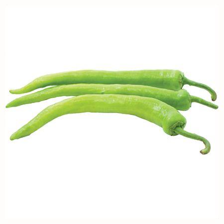 Green Long Hot Pepper 1lb(453g)