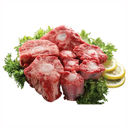 Fresh Beef Ox Tail 2lb(907g)