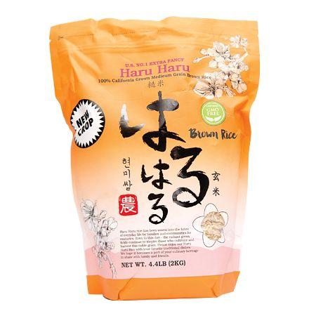 Brown Rice 4.4lb(2kg)