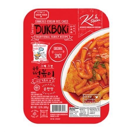 Dukboki Original Spicy 1.32lb(600g)