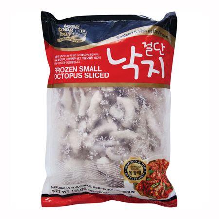 Frozen Sliced Small Octopus 1.5lb(680g)