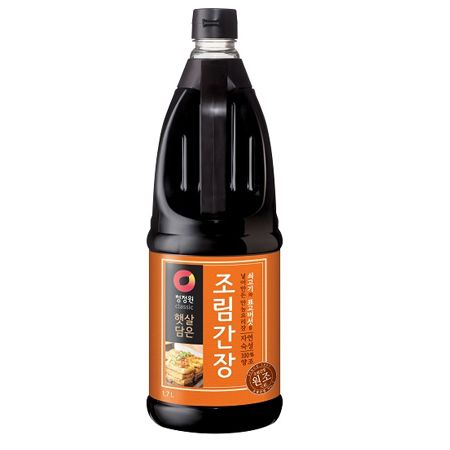 Naturally Brewed Soy Sauce 58oz(1.7L)