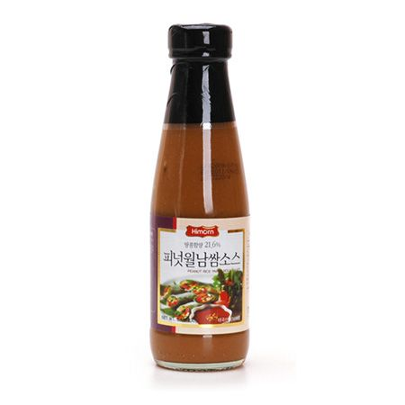 Peanut rice paper roll sauce 8.1oz(230g)