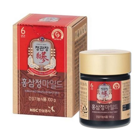 Korean Red Ginseng Extract Mild 3.52oz(100g)