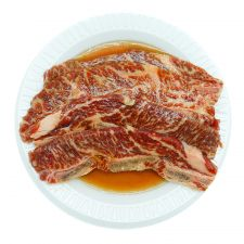 Marinated Sliced Beef Short Rib (LA Galbi) 1lb(454g), 양념 LA갈비 1lb(454g)