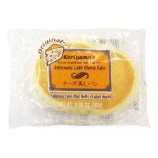 Koriyama's Light Cheese Cake Original 2.82oz(80g), 코리야마 치즈케이크 오리지널 2.82oz(80g)
