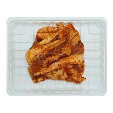 Marinated Pork Sliced Single Rib Belly 2lb(907g), 양념 삼겹살 2lb(907g)