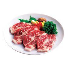 Pork Sliced CT Butt Steak 1.5lb(680g), 돼지 생목살 소금구이 1.5lb(680g)