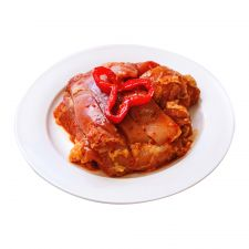 Marinated Chicken Boneless Thigh 2lb(907g), 양념 닭 사태살 2lb(907g)
