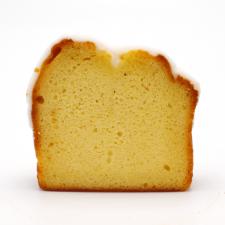Café Lami Presliced Pound Cake Iced Lemon 1 Ea, 까페라미 레몬 파운드 케이크 슬라이스 1개, Café Lami Presliced Pound Cake Iced Lemon 1 Ea