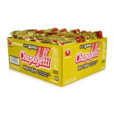 Nongshim Chapagetti Chajang Noodle 4.5oz(127g) 16 Packs, 농심 짜파게티 4.5oz(127g) 16팩