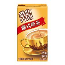 Vita Hong Kong Style Milk Tea 8.45 fl.oz(250ml) X 6 Pcs, Vita 홍콩 스타일 밀크티 8.45 fl.oz(250ml) X 6 Pcs,  維他 港式奶茶 8.45 fl.oz(250ml) X 6 Pcs